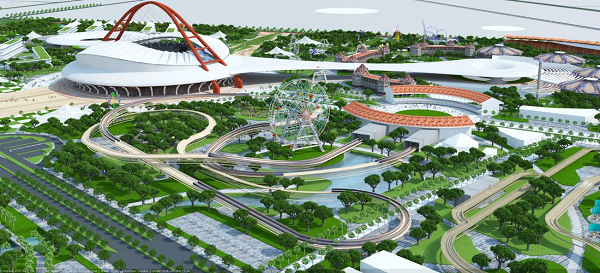 thong tin vi tri saigon sports city keppel land