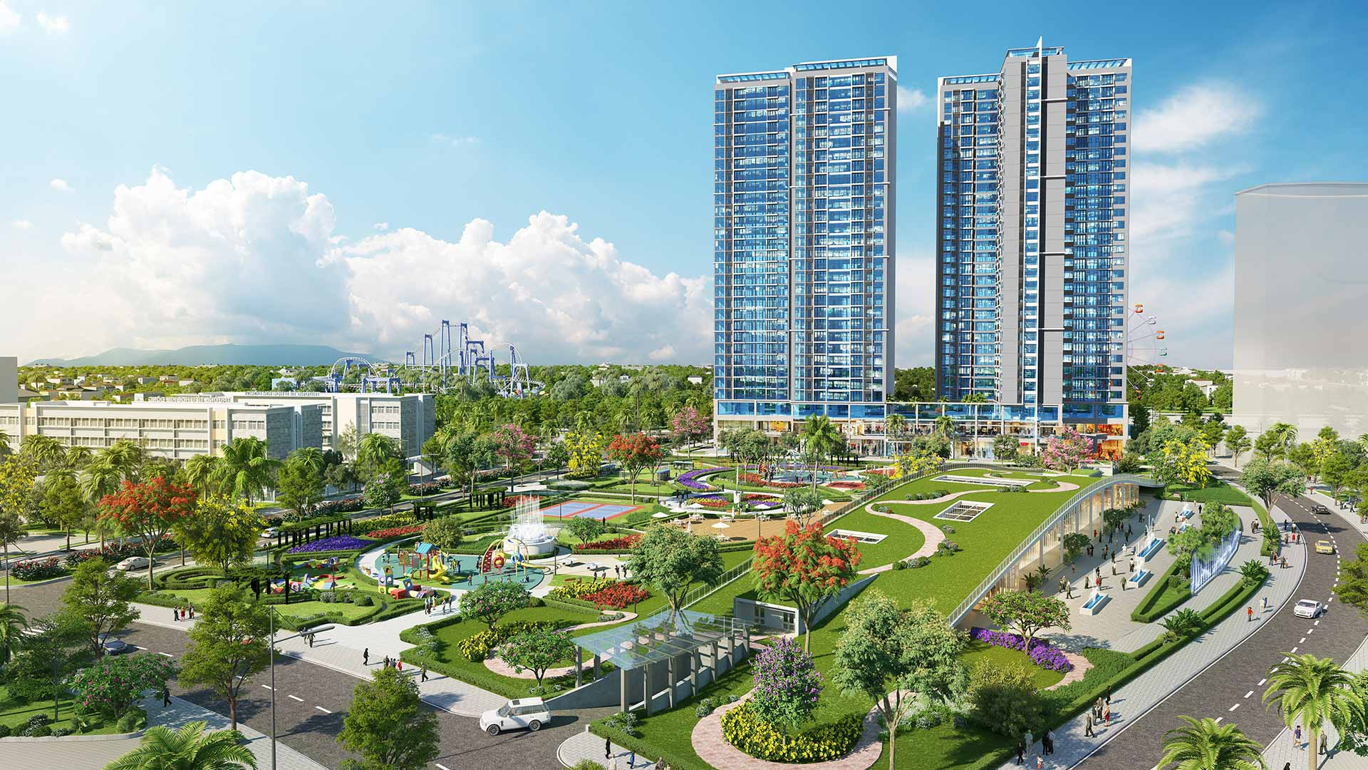 thiet ke eco green saigon